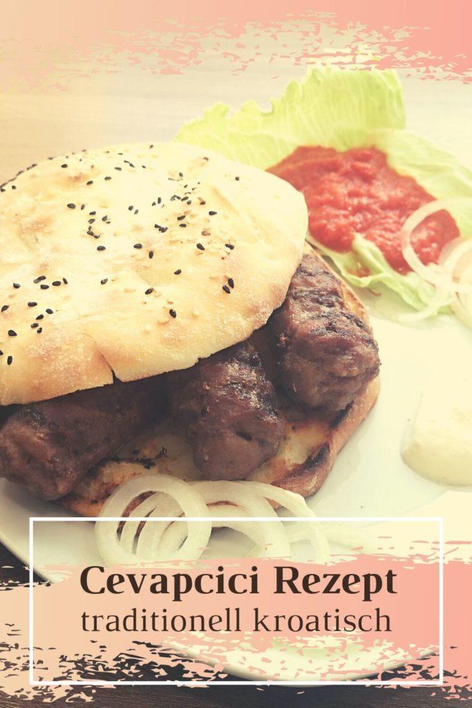 Cevapi/Cevapcici - Das traditionelle Rezept 3