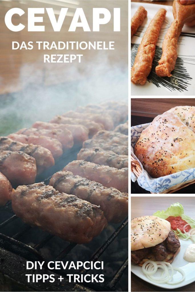 Cevapi/Cevapcici - Das traditionelle Rezept 2