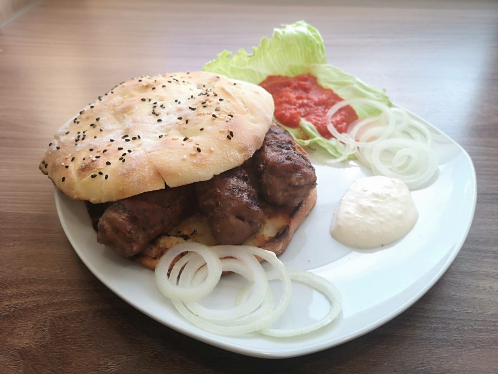 traditionelle Cevapcici