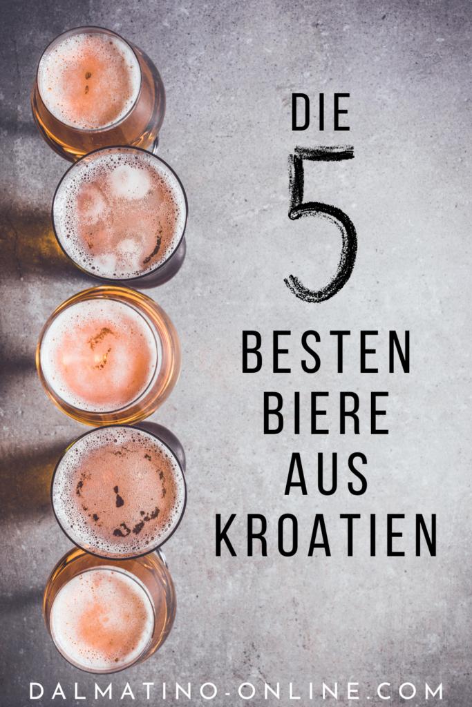 Echtes kroatisches Bier 4