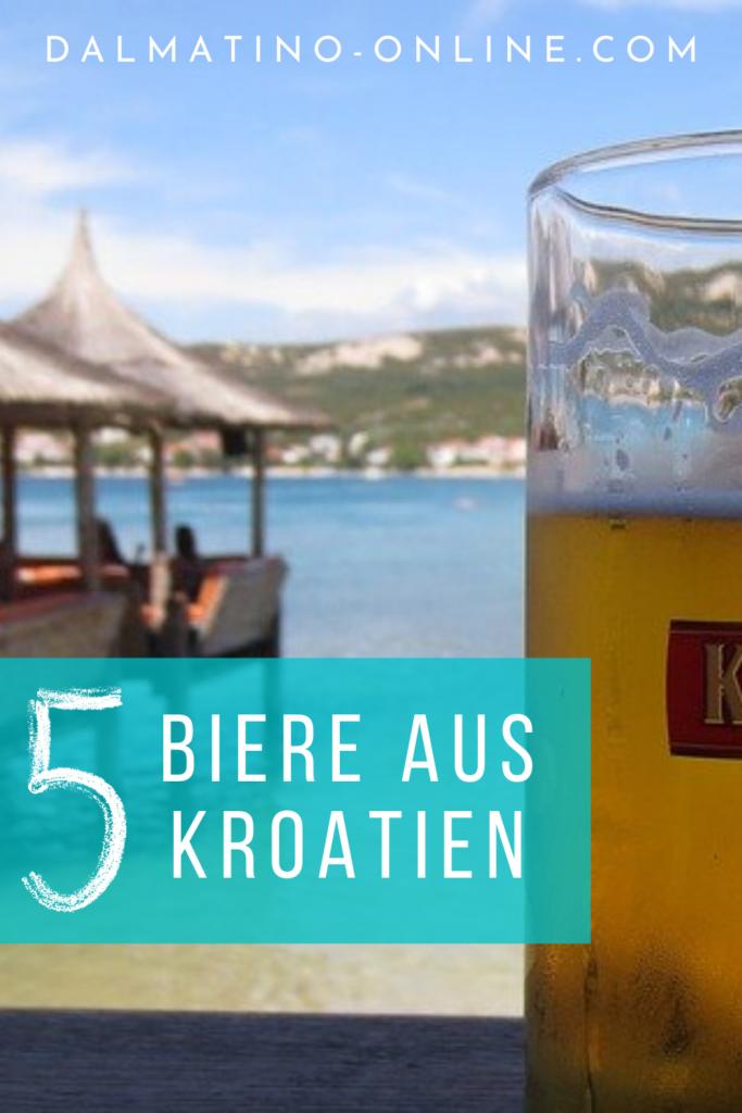 Echtes kroatisches Bier 5
