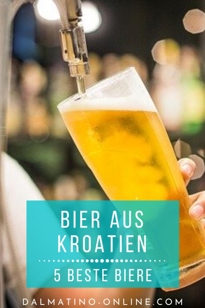 Echtes kroatisches Bier 3