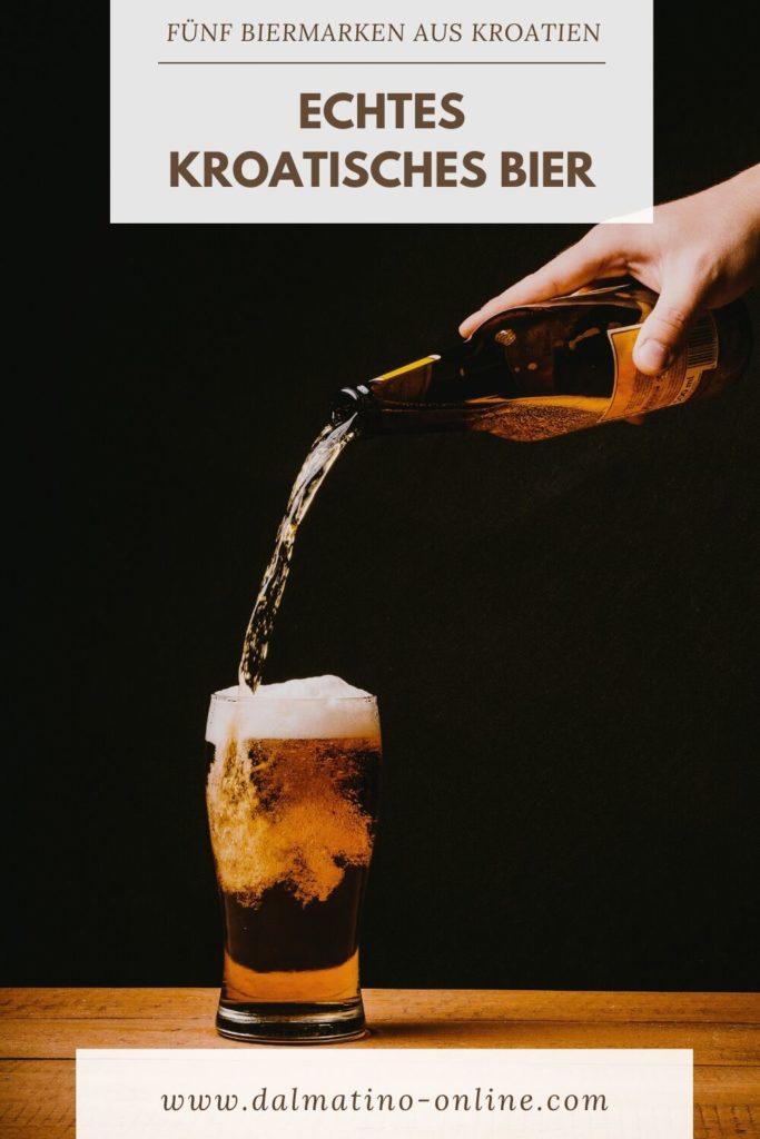 Echtes kroatisches Bier 2
