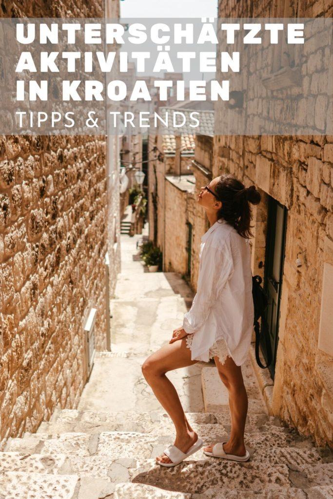 Unterschätzte aktivitäten im Kroatien Urlaub 4