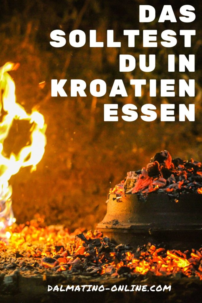 Was in Kroatien essen?