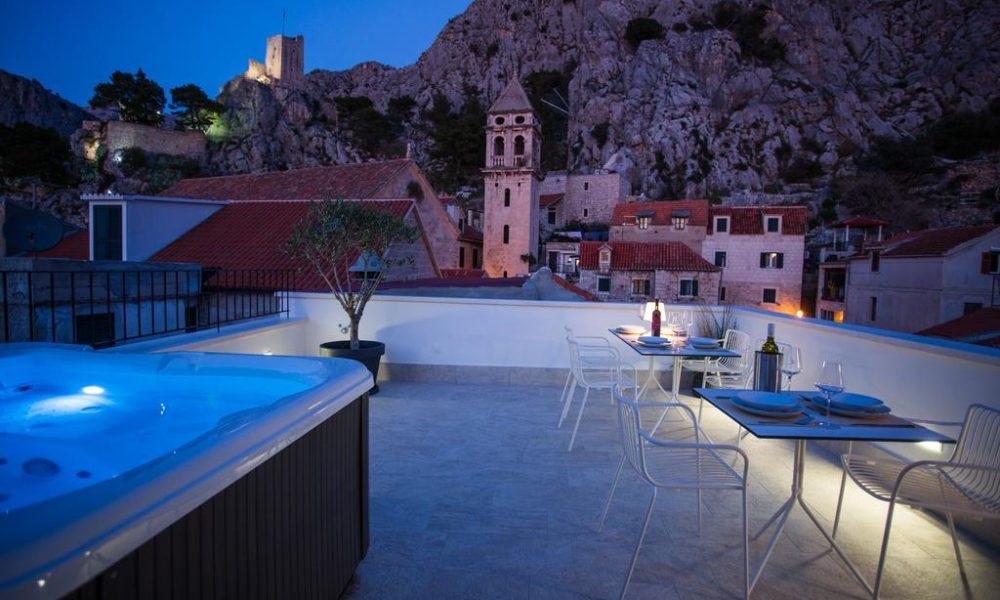 Stone House Franco in Omis